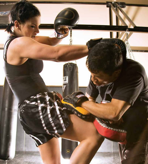 gina-carano-workingout